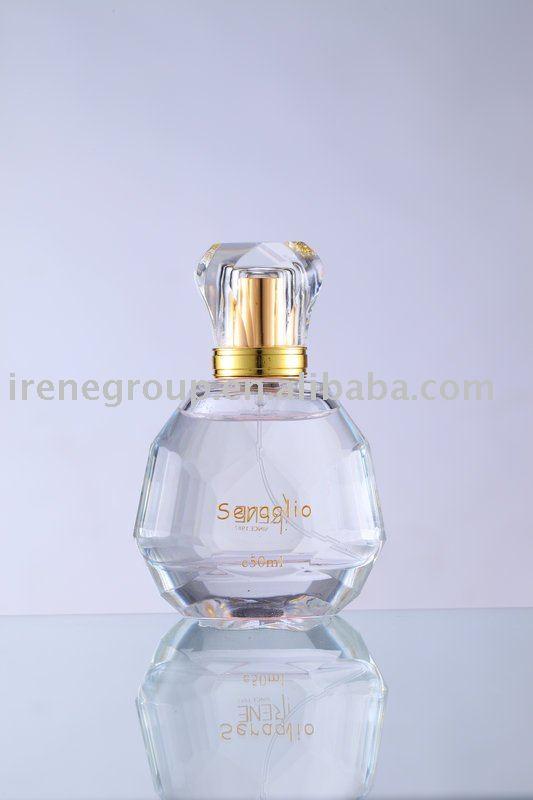 new design for women perfume bottle