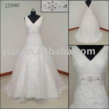 Actual Bridal wedding dress JJ2085