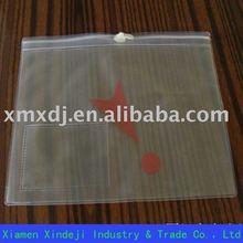 pvc packaging bag bags free samples simple style