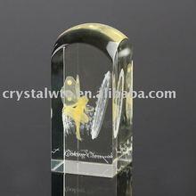 laser 3d crystal