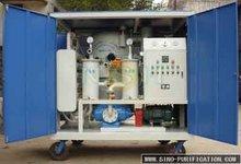 Transformer Oil Purify Installation