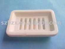 filtration of water taking plastics white soap case box