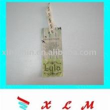 printable fabric hang tag for clothing