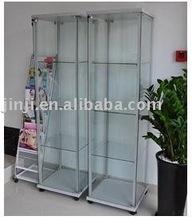 4-Layer Plastic Display Shelf