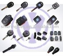 AUDI Car Key blank,lock key blank