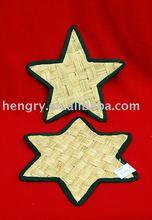 Handicraft Christmas Straw Decoration W3