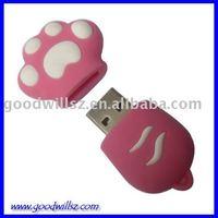 Silicone USB Flash Drive / Memory Stick