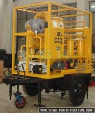Vacuum Insulating Oil Purifier Plant