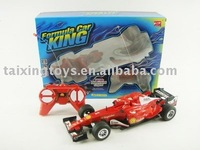 NEW 4CH RC RACING CAR WITH TWO LIGHTS