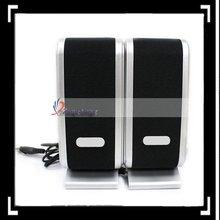 120W USB Computer Speakers Power Laptop W Ear Jack