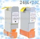 2 BCI-24BK BCI-24C CANON Compatible Ink Cartridge For BJC2000SP/2100/2100SP/2110/4000/400J/410J/4100 PRINTER