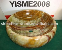 Round and brown wash basin price