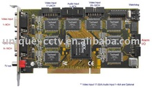 32 channels DVR Card