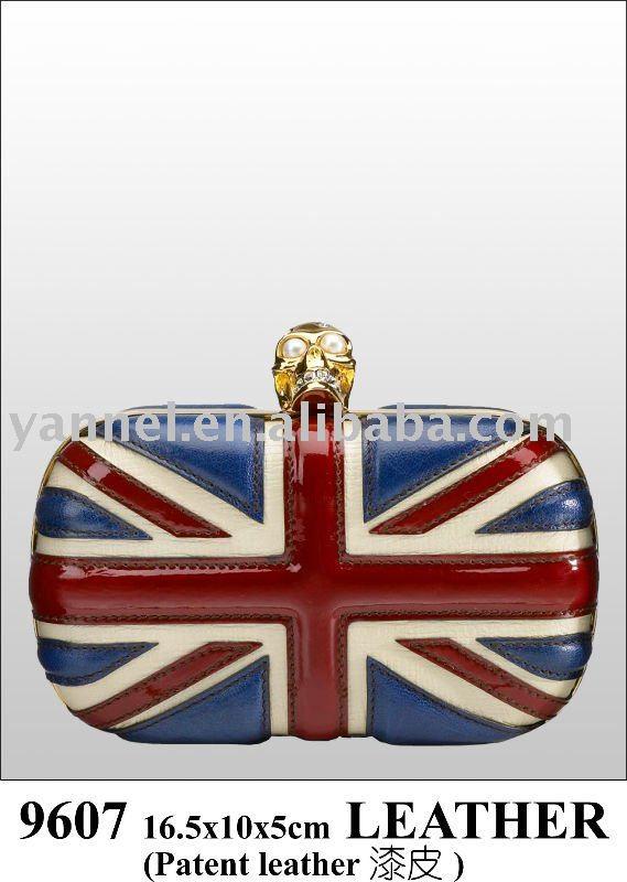 fashion Patent Leather handbags in Calgary