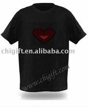EL Sound Active T Shirt