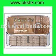 most popular slider GSM /3g/gps/wifi e75 mobile phone