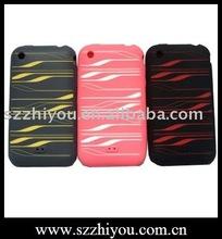 fashion design Silicon Case For Iphone 3G