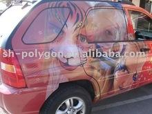 bubble free vinyl sticker for vehicle wrap