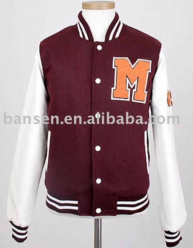 mens wool baseball jackets baseball jacket 9