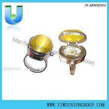 Flip Ring Watches