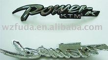 car badge,