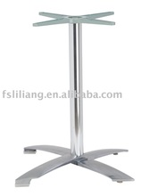 aluminum table base