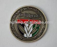 Antique coin insignes cadeau