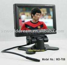 "6"" car headrest tft monitor"
