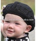 baby handmade crochet kufi hat knit cap