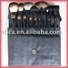 Good brass brush set makeup