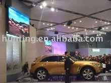 LED car show
