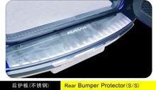 Car Rear bumper protector for rav4