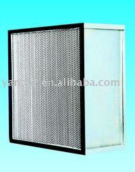 Deep pleat air Filter