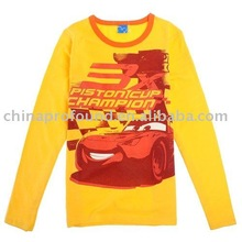 Fashional 100% cotton children tshirt