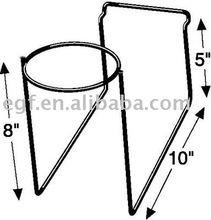 Slatwall Wire Hat Rack / Metal Hat Displayer