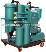 XL-160R vacuum oil deodorizing and purifying machinery