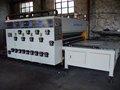 el baoli acanaló el equipo rotatorio del cartón de la máquina de la impresora de la tinta del flexo de la cartulina que cortaba con tintas