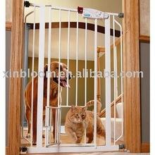 iron steel pet safety gate