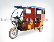 High quality three wheels motorbike for passenger