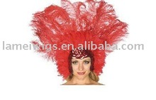 feather headdress PFU-9920