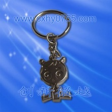 2010,2012,on sale,the robot kitty shaped,delicated key chain