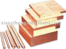 Super Tungsten Copper Alloy Rods/Plate Blanks