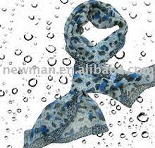 Georgette printed scarf