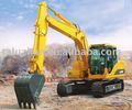 Lt2139 escavadeira sobre esteiras escavadeira hidráulica