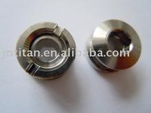 titanium chain ring bolt
