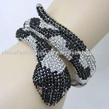 fashion snake charming animal bangle