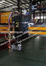 CNC plasma/oxyfuel cutting machine