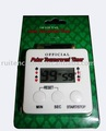 Oficial do torneio de poker timer, dealer timer, botão de dealer, poker chip