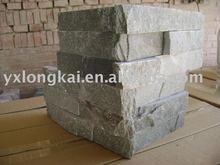 stone wall brick corner