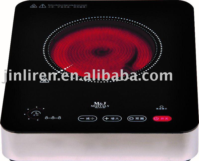 infrared cooker electric ceramaic stoves ceramic hotplate Tìm Hiểu Nguyên Lý Vận Hành Bởi Bếp Hồng Ngoại.